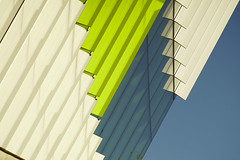 graded on a curve (♫ marc_l'esperance) Tags: vintagelens manualphotography building geometry architectural abstraction shadow light modern architecture abstract marclesperancephoto cml 2019 luxmaticcom vancouver bc teletakumar 300mm f63 teletakumar300mmf63