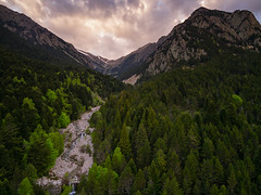 Capvespre a Ulldeter, Ripollès (Annamon) Tags: drone ulldeter vallter catalunya girona setcases xiaomi paisaje atardecer nieve valldecamprodon ripolles spain pirineo raw lightroom otoño arboles ripollès xiaomi4k pirineos ter raconsdecatalunya cataluña landscapes trees mountains clouds sunset