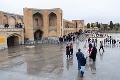 Pont (hubertguyon) Tags: iran perse persia asie asia moyen proche orient middle east ispahan esfahan ville city pont bridge arches trente trois thirty three