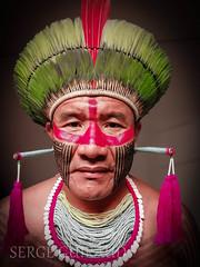 Bepkamrek Kayapo (pguiraud) Tags: kayapo caiapo indiens amérindiens indios povosindigenas minoritésethniquessergeguiraudbepkamrekbepportraitcoiffeamazonieamazonamazoniaethniestribus