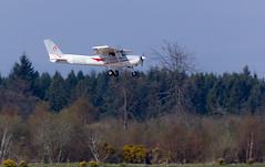 G-BSDO Cessna 152, Scone (wwshack) Tags: acsflighttraining ce152 cessna cessna152 egpt psl perth perthkinross perthairport perthshire scone sconeairport scotland gbsdo