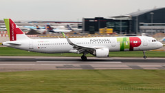 TAP Airbus A321-251N CS-TJK (StephenG88) Tags: londonheathrowairport heathrow lhr egll 27r 27l 9r 9l boeing airbus may20th2019 20519 myrtleavenue renaissanceheathrow tap tp tapairportugal air portugal a321 a321n a321neo a321200n a321200neo a321251n a321251neo cstjk neo