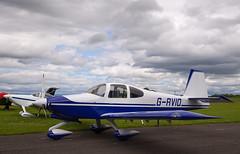 G-RVIO RV-10, Scone (wwshack) Tags: egpt psl perth perthkinross perthairport perthshire rv10 scone sconeairport scotland vans grvio