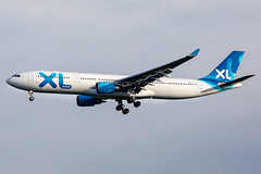 F-HLXF // XL Airways // A330-303 // Stansted (SimonNicholls27) Tags: fhlxf xl airways stansted egss stn tottenham hotspur champions league final madrid airbus a330 a330303 330 fhxlf canon 5dmkiv