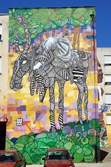Quinta do Mocho - Loures (Portugal) (jaime.silva) Tags: quintadomocho portugal portugalia portugalsko portugália portugalija portugali portugale portugalsk portogallo portugalska portúgal portugāle lisboa lisbon lisbonne lissabon lisszabon lisbona lisabona lisabon lissabonin lissaboni lisabonos lisabonas lizbona lizbon lizbonska loures sacavem streetart streetartist street muralpainting mural pinturamural spraypaint spray spraypainting graffiti graf artepublica urban urbanart arteurbana ozearv
