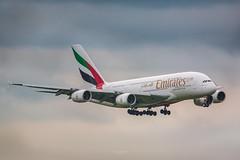 Emirates Airbus A380-800 (A6-E00) (Zaphod Beeblebrox 1970) Tags: dus airport flugzeuge germany nrw planespotting emirates flughafen airbus aviation deutschland a6e00 aircraft a380800 flugzeug plane düsseldorf