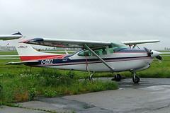 C-GDKZ   Cessna R.182 Skylane RG [R182-01491] St. Hubert~C 17/06/2005 (raybarber2) Tags: airportdata cnr18201491 canadiancivil cgdkz cyhu filed flickr planebase r18201491 raybarber single