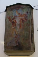 Innsbruck-2018_14 (rhomboederrippel) Tags: rhomboederrippel fujifilm xe1 november 2018 europe austria tyrolia innsbruck church muralpainting servitenkirche