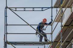 Nieuw-Zuid_04 (jefvandenhoute) Tags: belgium belgië antwerp antwerpen light urban nieuwzuid construction city