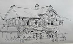 The Yewdale Inn, Coniston, Cumbria