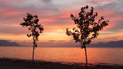 Ηλιοβασίλεμα στην Αρκίτσα Φθιώτιδας, (Sunset in Arkitsa, Fthiotida). (Giannis Giannakitsas) Tags: greece grece griechenland αρκιτσα arkitsa sunset