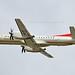 Etihad Regional HB-IZP SAAB 2000 cn/2000-031 Reg S5-AFH Adria Airways 12 Jul 2018 @ EDDL / DUS 16-06-2017