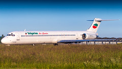 McDonnell Douglas MD-82 LZ-LDU Bulgarian Air Charter (William Musculus) Tags: aviation plane airplane spotting airport william musculus lzldu bulgarian air charter mcdonnell douglas md82 dc982 md80 basel mulhouse freiburg euroairport bsl mlh eap lfsb 1t buc
