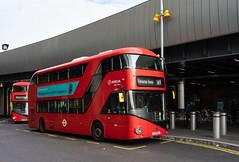Arriva London LT571 (cybertect) Tags: 149 ar arriva arrivalondon lt338 lt571 ltz1338 ltz1571 london londonboroughofsouthwark londonbridgestation londonse1 londonbus newbusforlondon newroutemaster se1 sonya7ii sonyzeisssonnartfe35mmf28za bus doubledecker route149 terminus england unitedkingdom