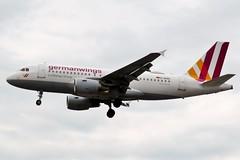D-AKNS Heathrow 24 May 2019 (ACW367) Tags: dakns airbus a319 germanwings eurowings heathrow