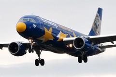 D-ABDQ Heathrow 24 May 2019 (ACW367) Tags: dabdq airbus a320 eurowings heathrow