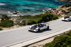 17-Mile Drive in Sardinia. (Jan G. Photography) Tags: pagani zonda cinque supercar paganiraduno vanishingpoint hypercar