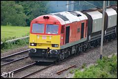 DB 60040 - Moore (Tf91) Tags: dbs dbschenker tug class60 60040 moore arpley freight loco