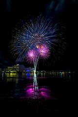 WA Day Fireworks (alme 27) Tags: night fireworks australia perth crown water river westernaustralia swanriver southpacfic waday longexposure pentax sigmalens k3ii cardileinternationalfireworks