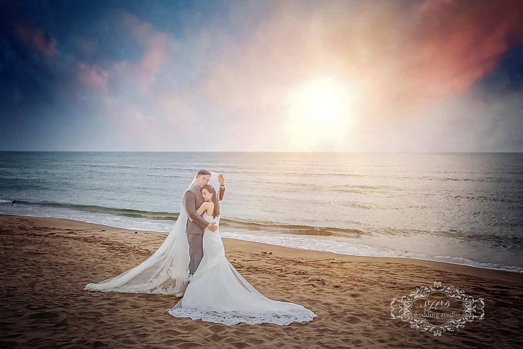 淡水沙崙婚紗,淡水沙崙拍婚紗,淡水沙崙婚紗攝影,淡水沙崙婚紗,視覺流感婚紗