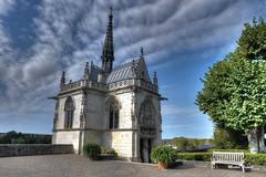 Château d'Amboise, Val-de-Loire (Micleg44) Tags: amboise indreetloire centre valdeloire france château chapelle église sainthubert léonarddevinci
