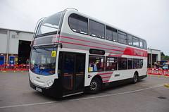 IMGP9928 (Steve Guess) Tags: whitelund morecambe lancashire england gb uk bus stagecoach alexander dennis adl enviro 400 timesaver heritage retro livery ribble centenary