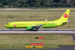 VQ-BMG S7 Airlines Boeing 737-8LP (buchroeder.paul) Tags: eddl dus dusseldorf international airport germany europe ground vqbmg s7 airlines boeing 7378lp