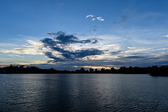Lantan Reservoir (a17731952) Tags: 蘭潭水庫 蘭潭 d750 1835g 超廣角 嘉義市 水庫 晨昏 夕陽