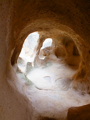 Selime Monastery, Güzelyurt (LeelooDallas) Tags: selime monastery güzelyurt asia europe turkey göreme goreme cappadocia landscape rock dana iwachow dragoman overland silk road trip october 2018 cliff hill architecture cave