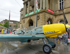 Messerschmitt ME 109/Bf 109 plane at Accrington (Tony Worrall) Tags: accrington fighter plane aircraft german war ww2 relic past wartime olden accringtonfoodanddrinkfestival ww11fighterplane messerschmittme109bf109plane messerschmitt welovethenorth nw northwest north update place location uk england visit area attraction open stream tour country item greatbritain britain english british gb capture buy stock sell sale outside outdoors caught photo shoot shot picture captured ilobsterit instragram