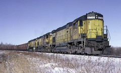 Way Back (ac1756) Tags: northwestern cnw chicagonorthwestern alco c628 6710 brampton michigan