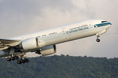 B-KQY, Boeing 777-367ER, Cathay Pacific, Hong Kong (ColinParker777) Tags: pacific cx boeing airways airlines 777 cathay cpa b777 777300 b777300 hk mountains plane canon lens climb fly flying airport zoom aircraft aviation air flight aeroplane hong kong lap telephoto pro l departure takeoff hkg airliner kok chek lantau hksar 777300er 200400 77w vhhh b777300er 777367er 5dsr bkqy