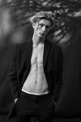 Nat - May 2019 (Mark Bruce) Tags: male model knebworth hertfordshire uk blackandwhite blackwhite monochrome bw canon canoneos7d