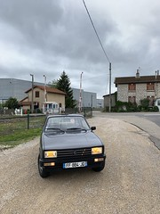Peugeot 104 Style Z 1987 (SylvainBouard) Tags: peugeot youngtimer