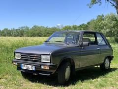 Peugeot 104 Style Z 1987 (SylvainBouard) Tags: youngtimer peugeot