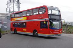 IMGP9939 (Steve Guess) Tags: stagecoach bus alexander dennis enviro 400 adl ribble retro heritage livery morecambe lancaster lancashire england gb uk