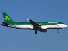 Aer Lingus | Airbus A320-214 | EI-DVG (Bradley's Aviation Photography) Tags: egll lhr london londonheathrowairport londonheathrow heathrow heathrowairport aircraft aviation avgeek aviationphotography plane planespotting canon70d a320 iag aerlingus airbusa320214 eidvg