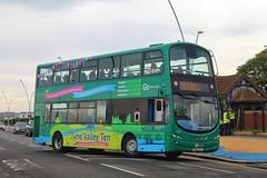 Go North East Tyne Valley Ten 6045 / NK12 GCV (TEN6083) Tags: transport bus buses publictransport nebuses volvo southshields gonortheast wrightbus 6045 searoad b9tl eclipsegemini2 nk12gcv tynevalleyten