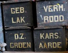 [old paint store] (pienw) Tags: letter lettering paintstore