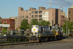 Returning Home for the Night (Eric_Freas) Tags: delaware lackawanna railroad dl sc7 scranton pennsylvania pa rs11 steamtown