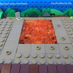Californication (InvisibleTimmy) Tags: rhcp redhotchilipeppers californication moc lego photography music album