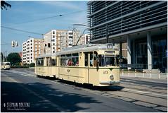 Magdeburg 413+519 (stephan1mertens) Tags: 413 htw magdeburg sachsenanhalt deutschland t262 gotha strasenbahn historisch