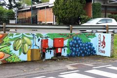 WIZ and Moscato di Scanzo - Detail 5: olive oil, grapefruit and logo (Wiz Art) Tags: wiz wizboy wall wizart wallart writer wizartgraffiti writing artwork aerosolart art artist streetart spray streetstyle streetartist sprayart sprayartist street spraypaint scanzorosciate detail decoration futurism flickrgraffiti festadelmoscato graffitism graffiti graffitiart graffitiartist graff legality logo bergamo hardcore halloffame photography clash kobra loopcolors montana colors moscatodiscanzo italy ironlak urban urbanart underground murales mtn94 eventi belton nbq valseriana nature