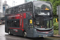 National Express West Midlands Alexander Dennis Enviro400 MMC 6917 (SK68 MGJ) (Pensnett) 'Jezemma' (john-s-91) Tags: nationalexpresswestmidlands alexanderdennisenviro400mmc 6917 sk68mgj birmingham route12 cocacolaenergy