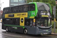National Express West Midlands Alexander Dennis Enviro400 MMC 6935 (SK68 MHY) (Pensnett) 'Holly Rose' (john-s-91) Tags: nationalexpresswestmidlands alexanderdennisenviro400mmc 6935 sk68mhy birmingham routex10 logic2019