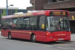 National Express West Midlands Scania OmniLink 1877 (BX58 SZE) (Bordesley) 'Anisha' (john-s-91) Tags: nationalexpresswestmidlands scaniaomnilink 1877 bx58sze birmingham route55