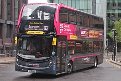 National Express West Midlands Alexander Dennis Enviro400 MMC 6971 (SK19 EPC) (West Bromwich) 'Tara' (john-s-91) Tags: nationalexpresswestmidlands alexanderdennisenviro400mmc 6971 sk19epc birmingham route82 subway20192