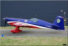 Extra EA-330SC, EVAA, F-TGCJ, Armée de l'Air (OlivierBo35) Tags: rns lfrn rennes spotter spotting extra300 evaa voltige armeedelair