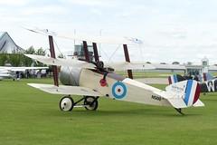 Sopwith Triplane replica N500 (G-BWRA) (Gavin Livsey) Tags: n500 triplane sopwith gbwra sywell