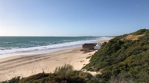 Playa de la Barrosa. Chiclana de la Frontera (Cádiz)